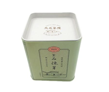 茶叶包装铁罐