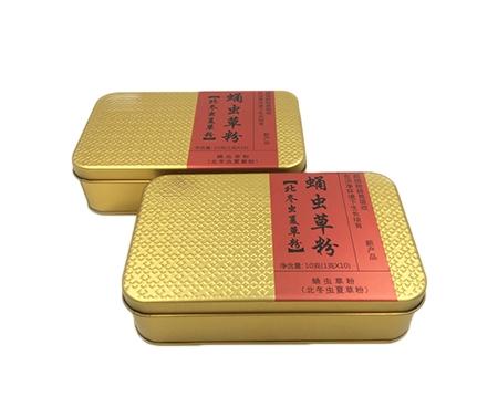 武汉儿童保健品铁罐