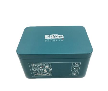 上海茶叶铁罐