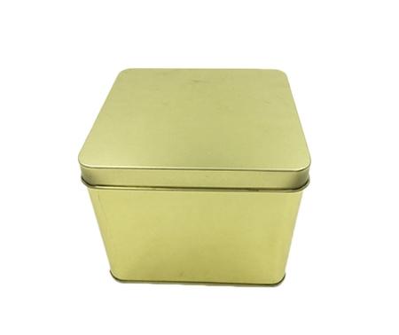 金色铁盒包装电子产品
