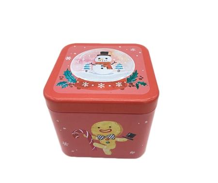 礼品盒包装铁罐子