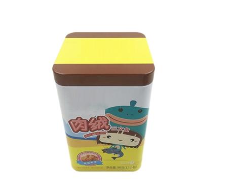 食品铁罐子