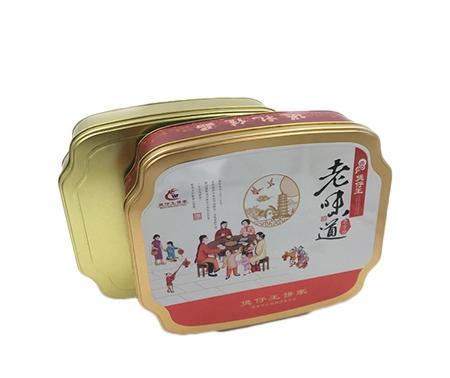 上海月饼铁罐定做