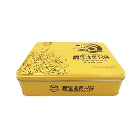 武汉月饼铁罐包装