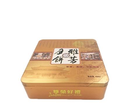 上海月饼铁罐