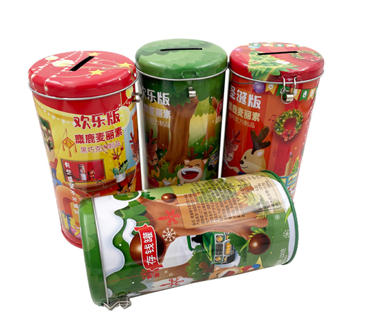 东莞食品铁盒