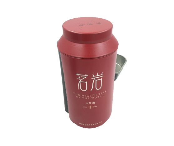 茶叶马口铁罐子